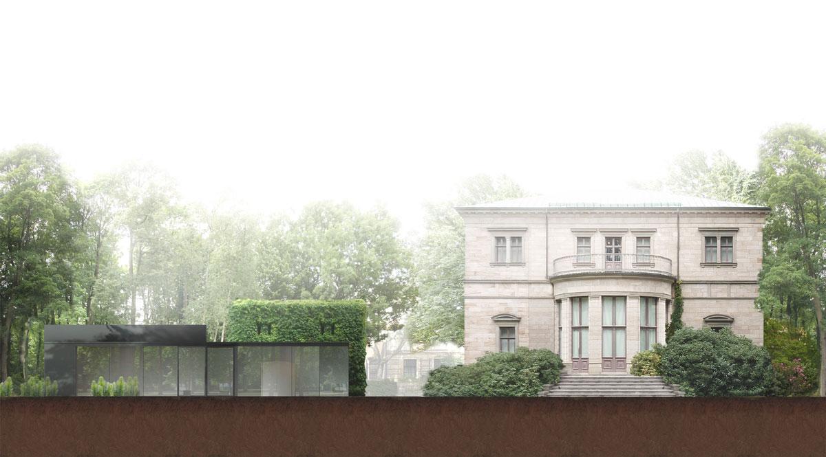 Architekten Bayreuth kose staab architekten 1 platz richard wagner museum bayreuth