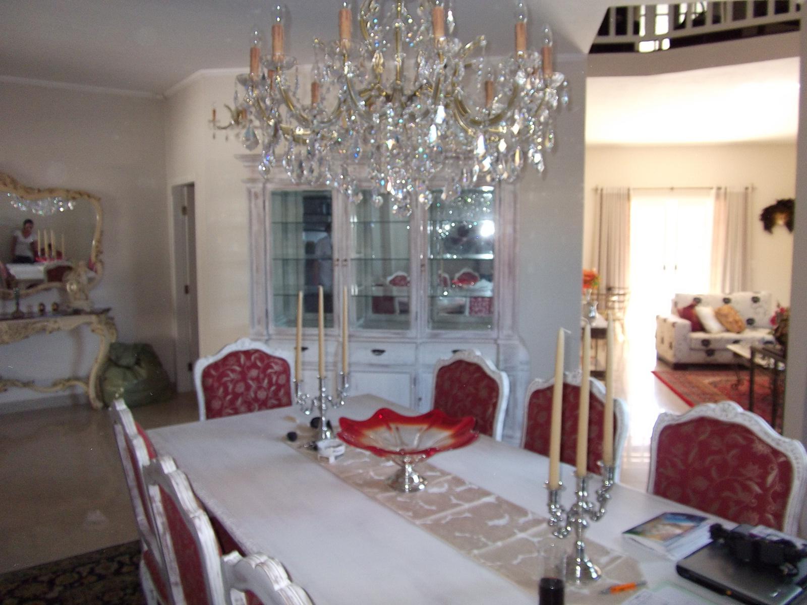 decoracao de interiores em estilo provencal:Sala De Jantar