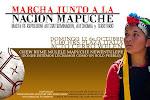 12 de octubre junto al pueblo mapuche
