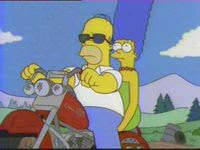 The Simpsons 1108 Take My Wife, Sleaze