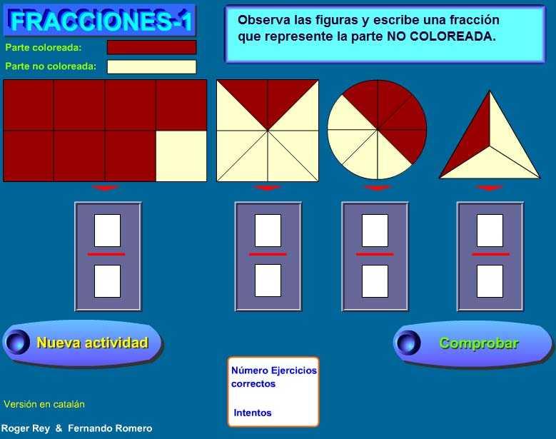 Imagenes De Fracciones