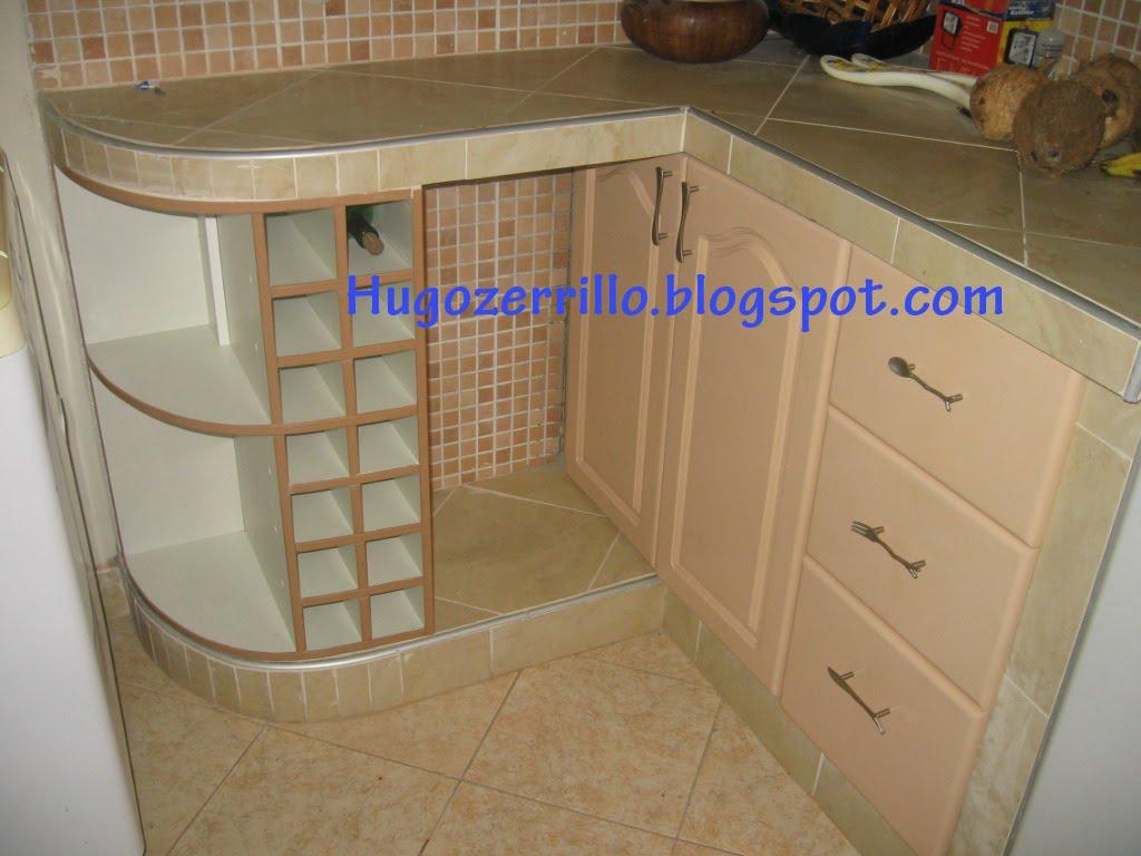 Muebles de melamine galeria cocinas for Muebles con mdf melamina