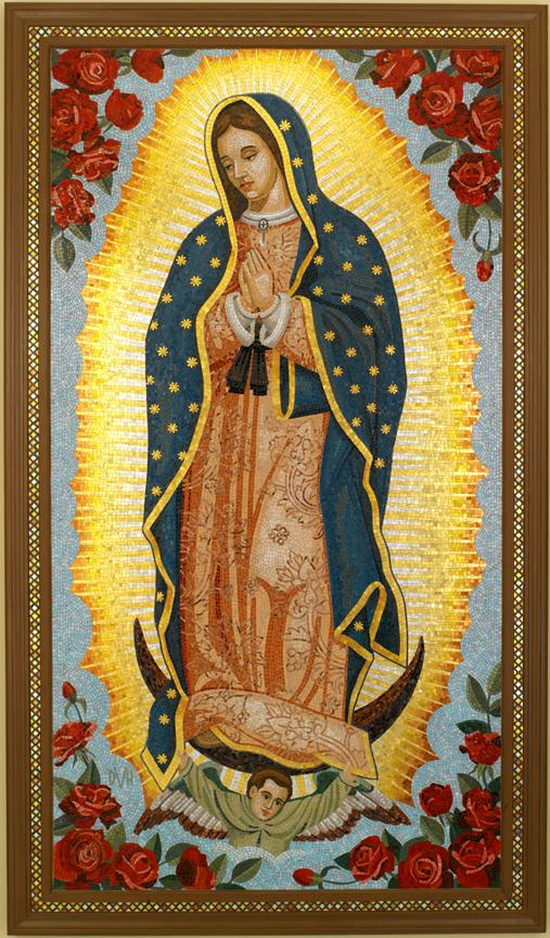 12 De Diciembre De 1531 La Virgen De Guadalupe Se Le Aparecio A Juan