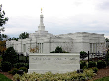 Raleigh North Carolina Temple - The House of the Lord