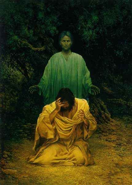 Devotion In Gethsemane