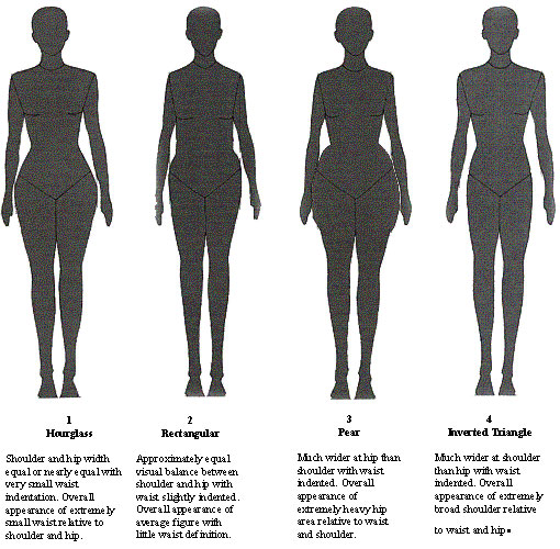 Body Types Male Models Picture