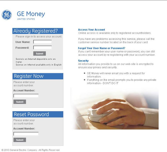 Www.GEOnlineService.com - Login to GEOnlineService Payments And Account