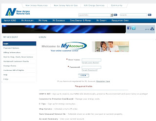 Guide to New Jersey Natural Gas (NJNG) Online Bill Payment Service