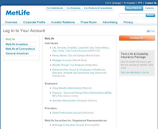 Metlife: Login to Your MetLife Accounts at Metlife.com