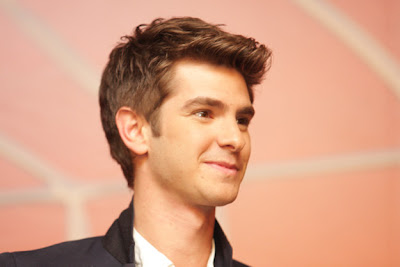 Andrew Garfield is New Spider-Man