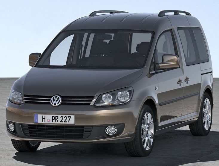 2011 volkswagen caddy van features photos revealed. Black Bedroom Furniture Sets. Home Design Ideas
