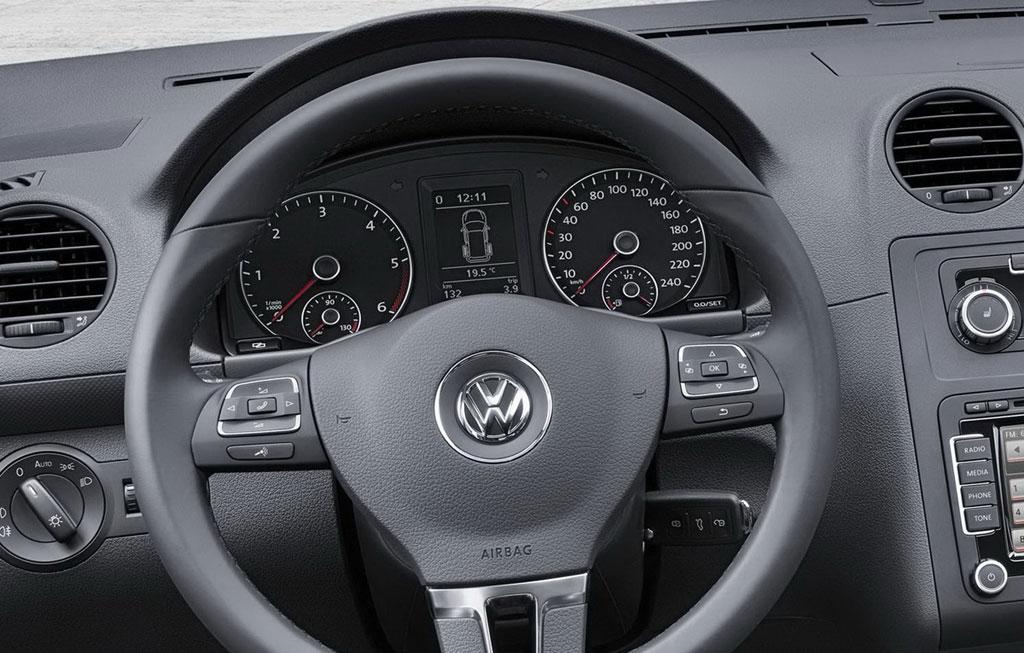 2011 Volkswagen Caddy Van Features Amp Photos Revealed