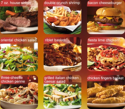 Check out the full menu for Applebee's. When available, we provide pictures, dish ratings, and descriptions of each menu item and its price. Use this menu information as a guideline, but please be aware that over time, prices and menu items may change without being reported to our site/5().