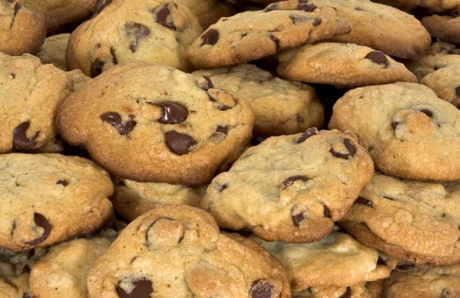 Chocolate Chip Cookie Nutrition Facts Fiber Sugar
