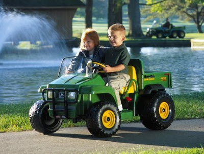 Battery Powered Ride On Toys For Kids