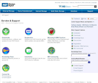 Western Digital Support & Download Drivers at support.wdc.com