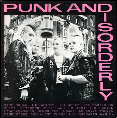 late seventies punk punk and disorderly