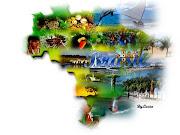 Descoberto pelo navegador Pedro Álvares Cabral em 1500, que lhe deu o nome . (mapa brasil)