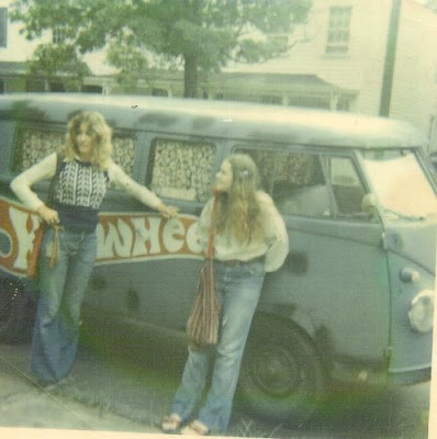 hot hippie bus