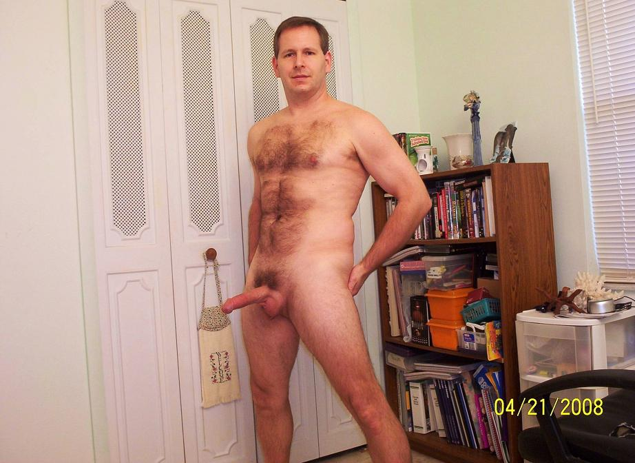 Nude Men At Home