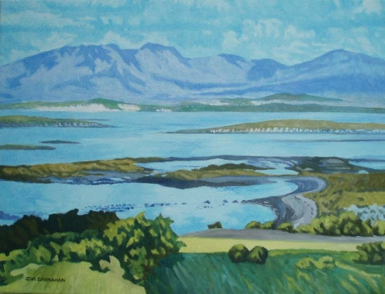 Clew Bay Co. Mayo -- Sold