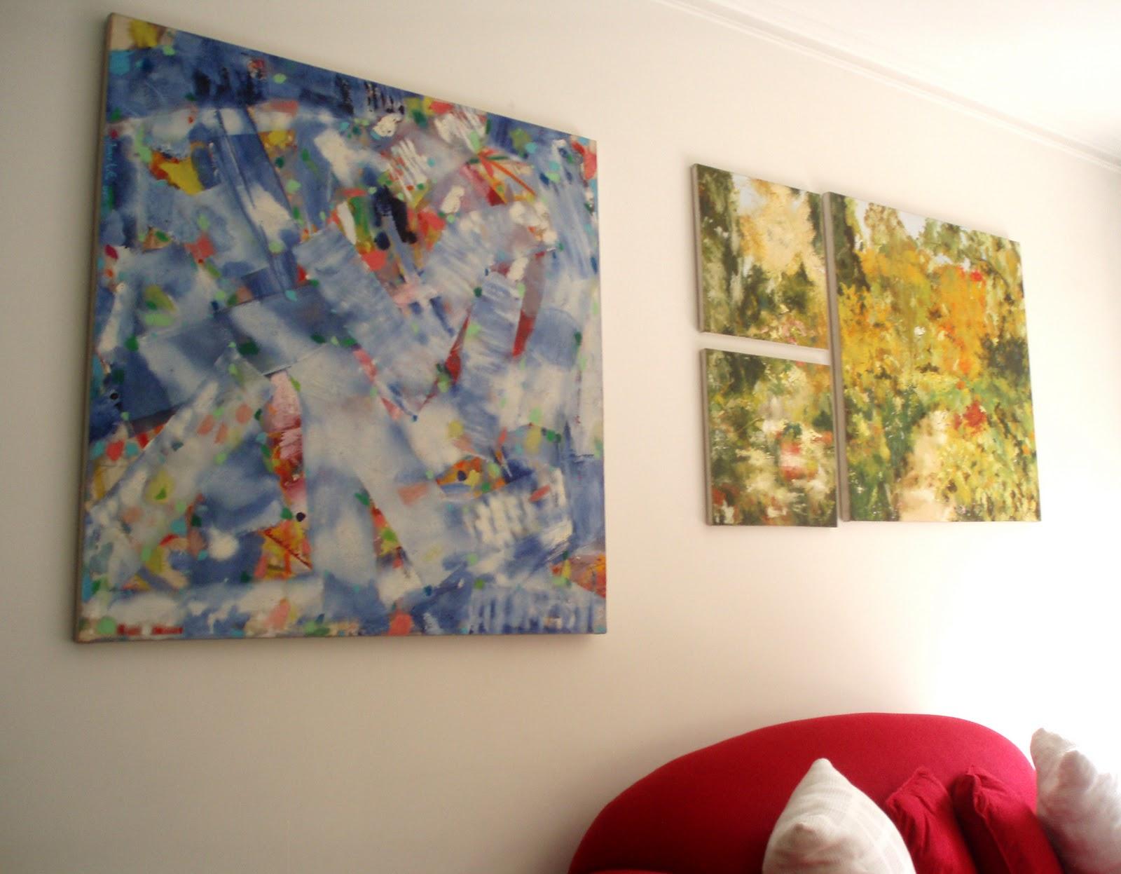 Obras de arte cuadros decorativos pinturas modernas - Cuadros decorativos para habitaciones ...