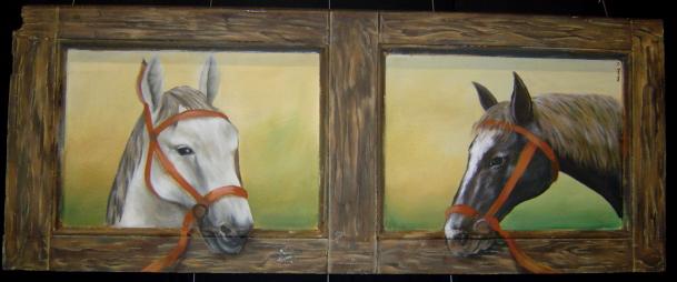 Cuadros lienzos pintados a mano acrilico 30 hawaii - Cuadros para dormitorios rusticos ...