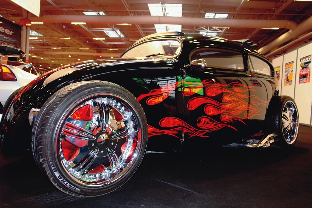 """La Zona VolksWagen: VW Escarabajo """"Hot Cox"""""""