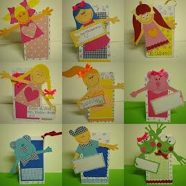 Cartões lindinhos