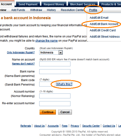 Bank Blogger Templates Paypal Account to Local Bank Transfer ~ HOW 2 MAKE :: Blogger Templates, Games Online, Tips and ...