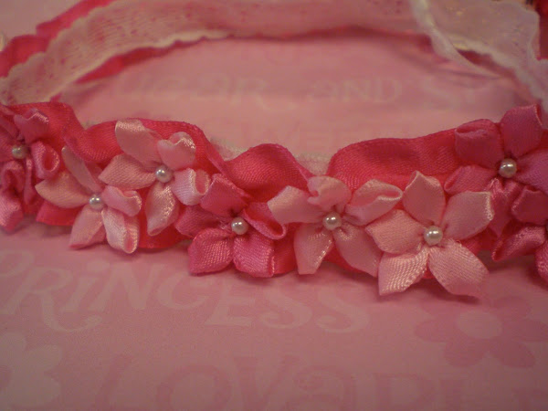 These are our princess bands...for dress up, they are fun for every little princess.