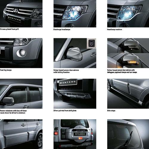 Montero 2010 Specs of Mitsubishi Montero 2010