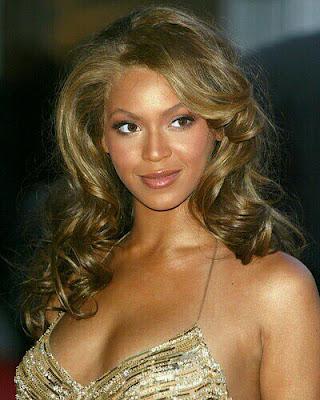 beyonce knowles hair. Fierce Hair: Blonde or
