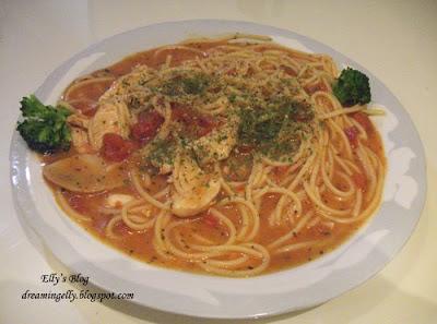 三峽-米卡義式餐坊-義大利麵