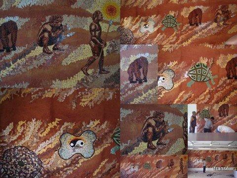 mural evolução (FCM)