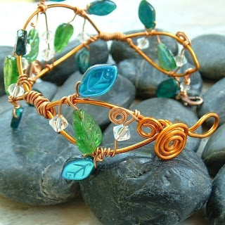 Vine Bracelet by Thyme2dream on Etsy
