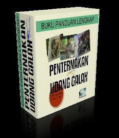 Ebook Panduan Lengkap Penternakan Udang Galah - RM150