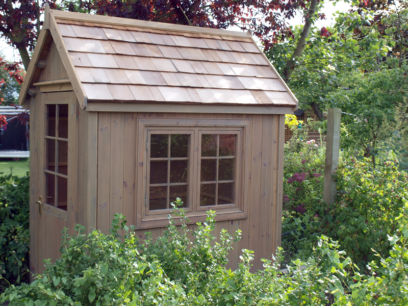 Lilac lane cottage for the love of potting sheds for Potting shed