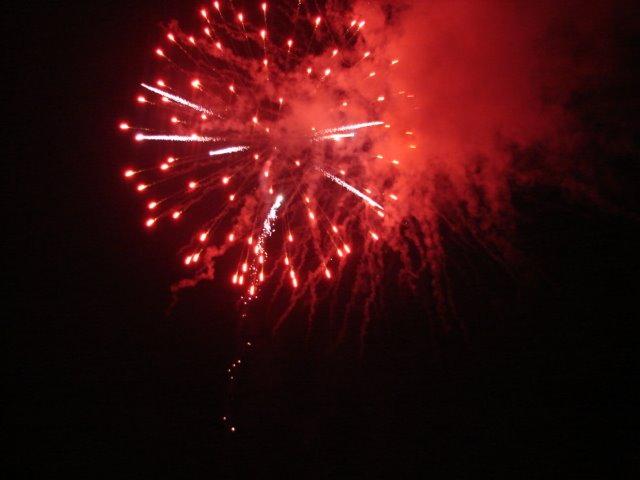Focuri de artificii  profesionale, incepand de la 350 ron minutul,salonul alb Srl firma autorizata