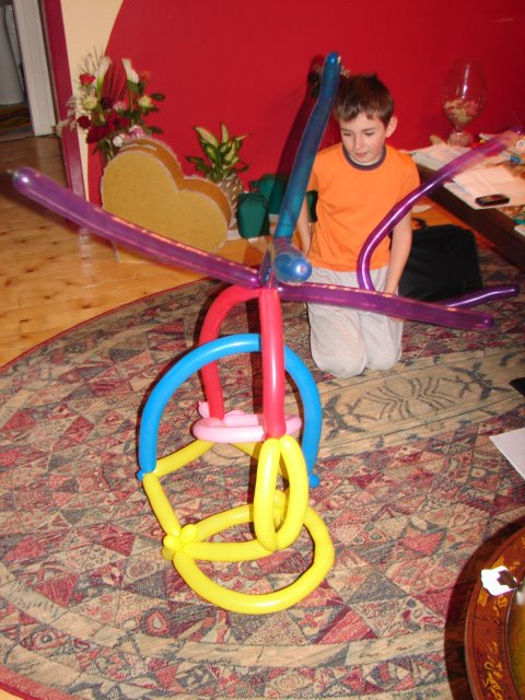 baloane modelabile
