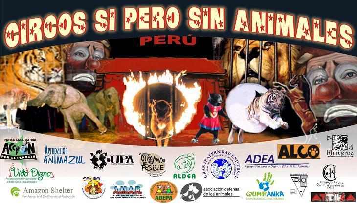 Circos Sí pero Sin Animales - Perú