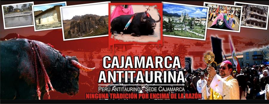 Cajamarca Antitaurina