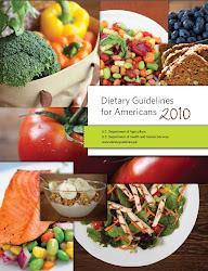 Guía de dietas para americanos 2010