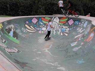 Just skate skatepark p blico en granollers - Fotografos en granollers ...