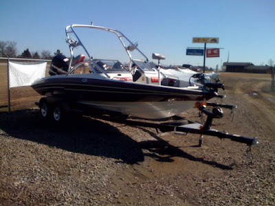 Fish   Boats on This Is The Champion 214 Fish And Ski Boat We Ordered It With The Wake