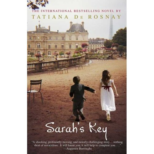 sarahs key Buy sarah's key by tatiana de rosnay from amazon's fiction books store everyday low prices on a huge range of new releases and classic fiction.