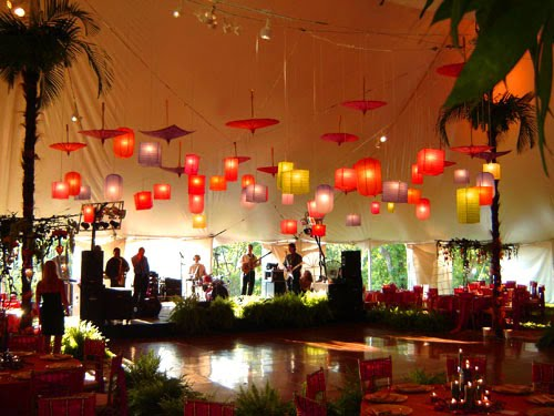 Weddings parties music more asian fusion japanese for Asian party decoration