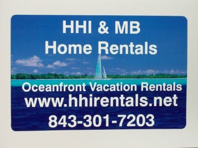 Hiloton Head & Myrtle Beach Home Rentals
