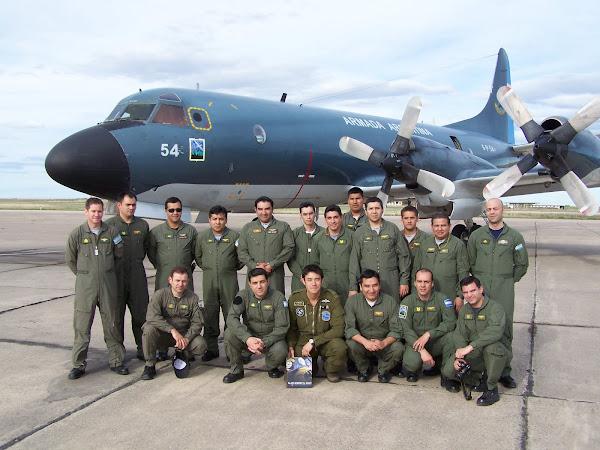 "Operativo Naval Internacional ""Atlasur VIII"""