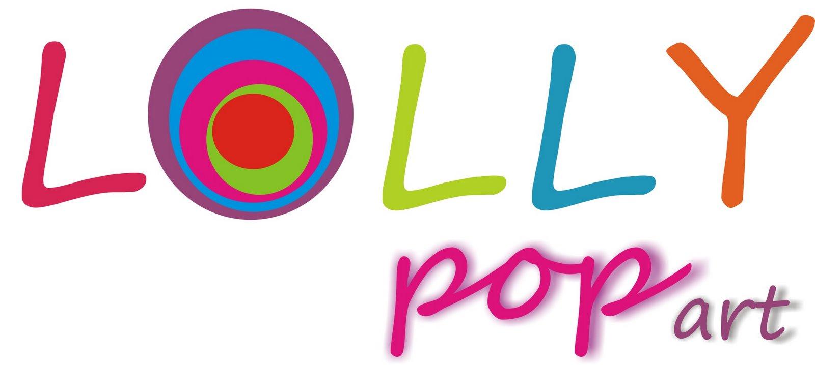 Lollypop art